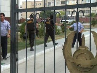 Происшествие в колонии в Казахстане