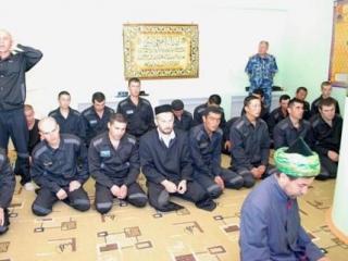 В пермской колонии открыли молельную комнату