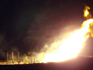 Четвертый подрыв газопровода Египет-Израиль
