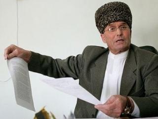Муфтий попросил помощи у Дмитрия Медведева