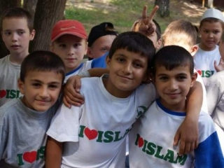 Наплыв детей в мусульманских лагерях Нижегородской области