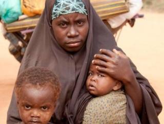 Страшная засуха уносит жизни в Сомали