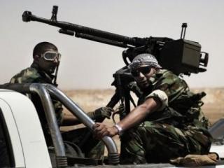 Страны Бенилюкса признали ливийских повстанцев