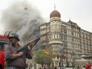 Серия взрывов в Мумбаи