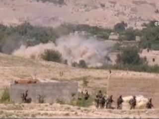 Нападение на французских военных в восточном Афганистане