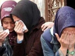Армяне взорвали азербайджанскую девочку