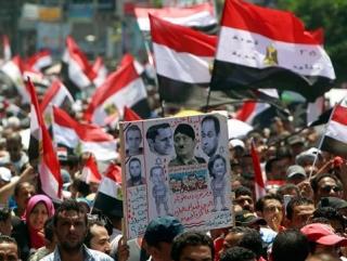 Пятница гнева арабов: в Египте ультиматум, в Сирии — жертвы