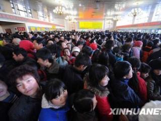 Китайцы составляют десятую часть мигрантов на Западе