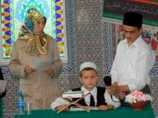 В Уфе дети покажут свои знания в исламе