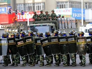 Китайские силовики убили 20 человек в Восточном Туркестане