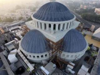 Крупнейшая мечеть Дубая откроется накануне Рамадана