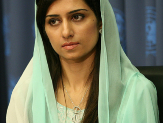 Министром иностранных дел Пакистана впервые стала женщина