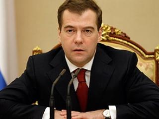 Медведев выразил соболезнования узбекам