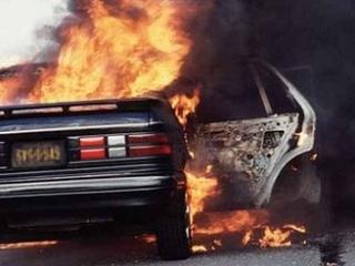 В Москве сожжены три машины с номерами СКФО