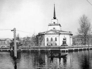 Нижегородская Ярмарочная мечеть будет восстановлена