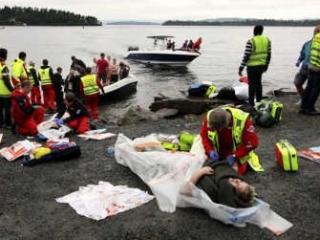 СМИ спешат связать норвежскую бойню с мусульманами