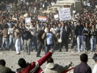 Столкновения в египетской столице