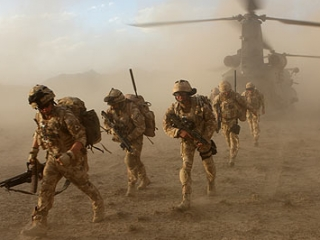 Британцы спутали афганских детей с повстанцами