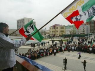 """""""Непризывные"""" чеченцы и параллели с Палестиной"""