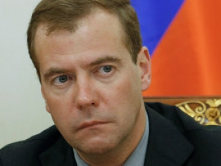 Медведев выразил соболезнования королю Марокко