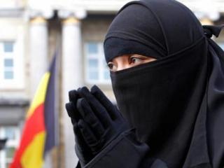 Бельгийские мусульманки борются за никаб
