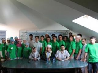 Лагерь для талантливой мусульманской молодежи