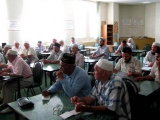 Собрание имамов в преддверии Рамадана