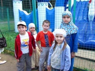 Лучшие юные чтецы Корана отправились в дельфинарий