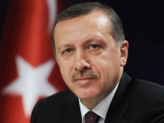 Премьер-министр Турции Реджеп Таийп Эрдоган