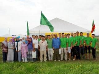 Болгар: первый день школы проектов мусульманской молодежи