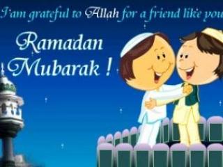 Мусульмане вступили в Рамадан