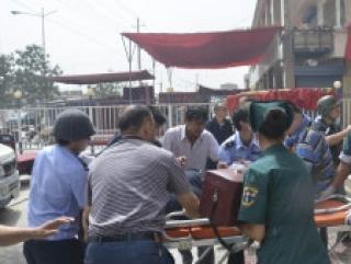 Новые столкновения в Восточном Туркестане