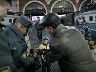 Московские правоохранители и Андерс Брейвик