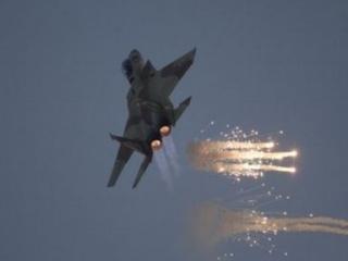 Израиль нанес удар по Ливану и сектору Газа.