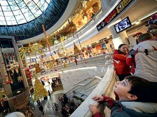 Торговые центры Москвы усилят меры безопасности