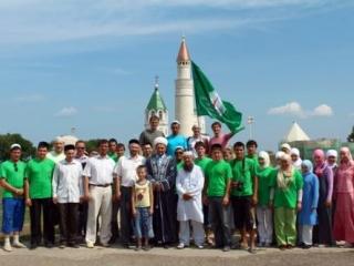 Мусульманская молодежь защитилась на Болгаре