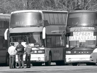 Автобусные рейсы из СКФО в Москву станут безопаснее
