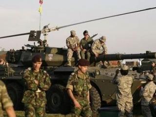 НАТО усиливает военное присутствие в Косово