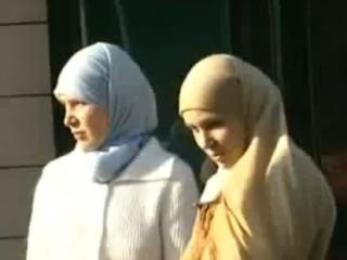 Мой первый день в хиджабе
