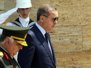 В Турции произошла смена высшего военного руководства