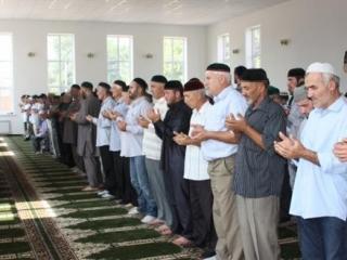 Жителям села Фрунзенское построили мечеть