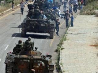 В Сирии усиливаются протесты. Армия штурмует Дейр эль-Зор