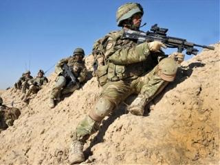 Обама и Карзай условились продолжить войну в Афганистане