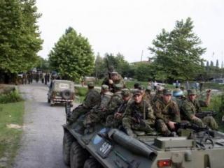 Госдума ратифицирует соглашение о военной базе в Абхазии