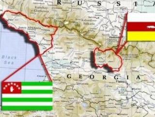 Четверть россиян включила Абхазию и Южную Осетию в РФ
