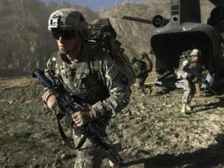 В Афганистане сбит американский вертолет, 33 погибших
