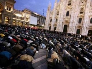 Миланские власти обещают построить мечеть