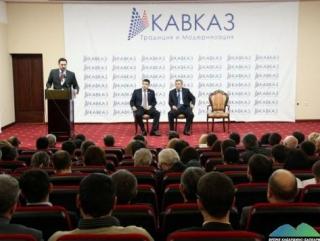 Северный Кавказ выступил в поддержку Максима Шевченко