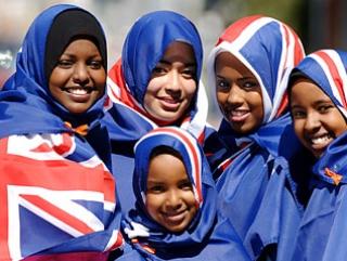 На ифтарах австралийцы рассказывают немусульманам об исламе