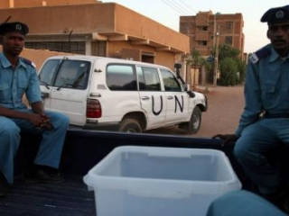 МИД РФ озабочен инцидентами с миротворцами в Судане